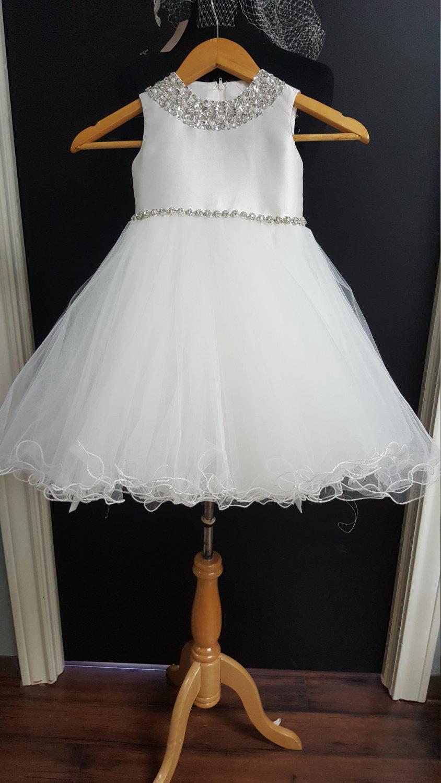 Mariage - Flower girls dress EBD 0011