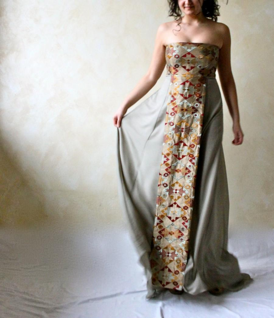 Alternative wedding dress bridal gown designer dress colored alternative wedding dress bridal gown designer dress colored wedding dress empire wedding dress golden wedding dress evening gown junglespirit Choice Image