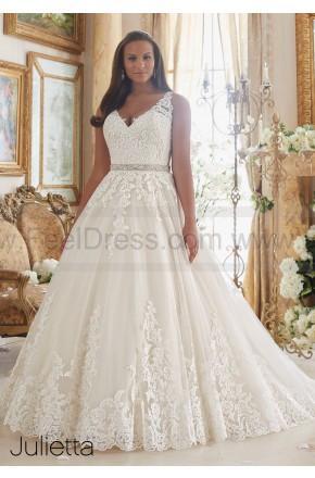 Wedding - Mori Lee Wedding Dresses Style 3208