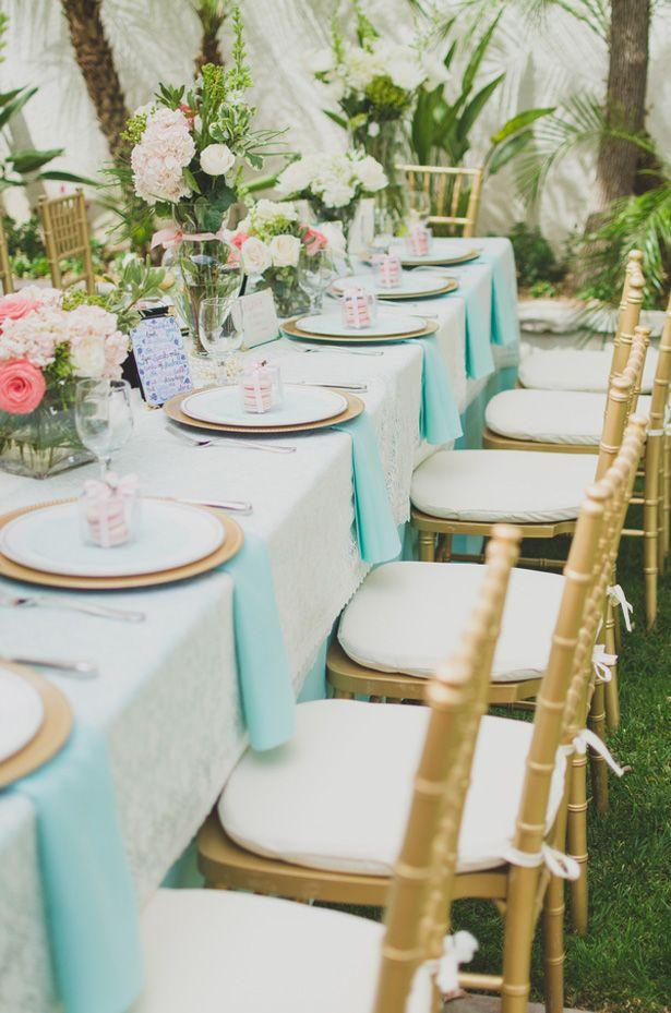 Décor - Garden Party Decoration #2526698 - Weddbook