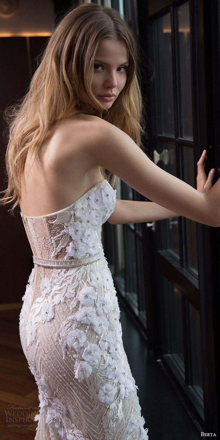 Свадьба - Berta Bridal Fall 2016 Wedding Dresses — Campaign Lookbook