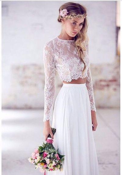 Свадьба - Boho Wedding Dress