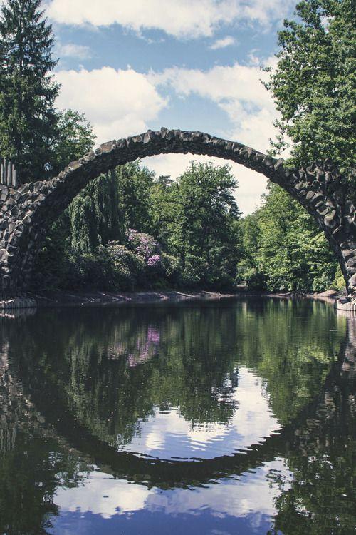 Düğün - Stone Bridge, Germany (The Best Travel Photos)