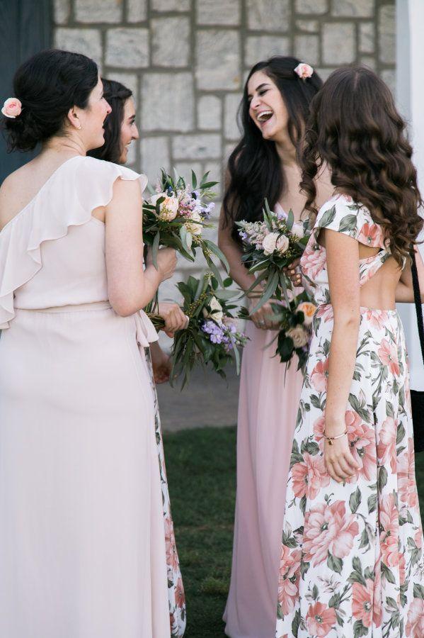 Wedding - Charming Georgia Stables Wedding In Pastel Hues