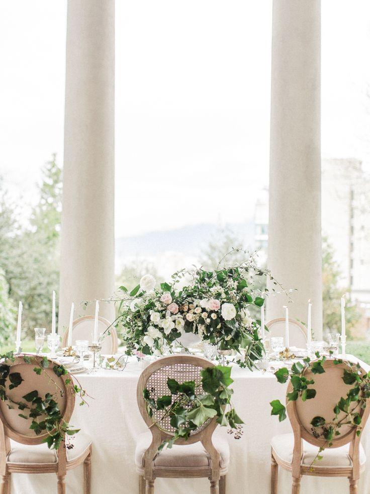 Свадьба - Elegant   Ethereal Wedding Inspiration