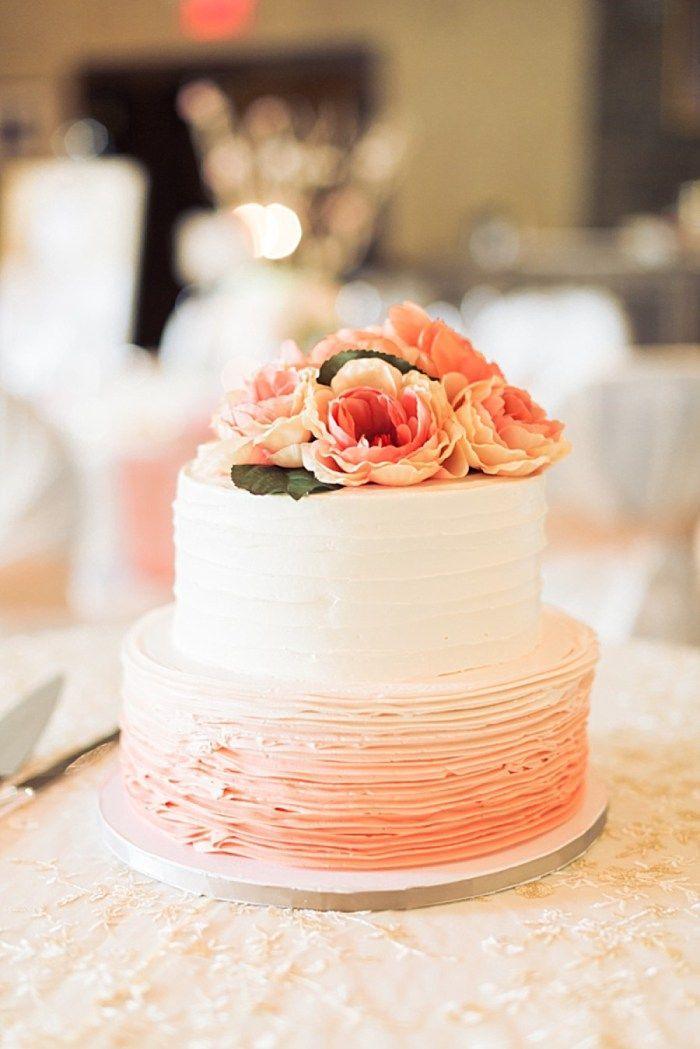 زفاف - Romantic Mountain Wedding In Banff With Peach And White Details