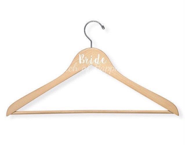Hochzeit - Wedding Hanger Decals - DIY Vinyl Wedding Party Decals - Personalized Bridal Party Hanger Decals  - Personalized Groom Party Hanger Decals