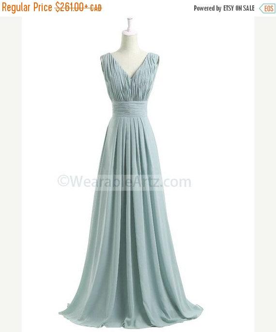 a line chiffon gown canada