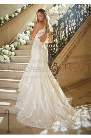 زفاف - Mori Lee Wedding Dresses Style 5469