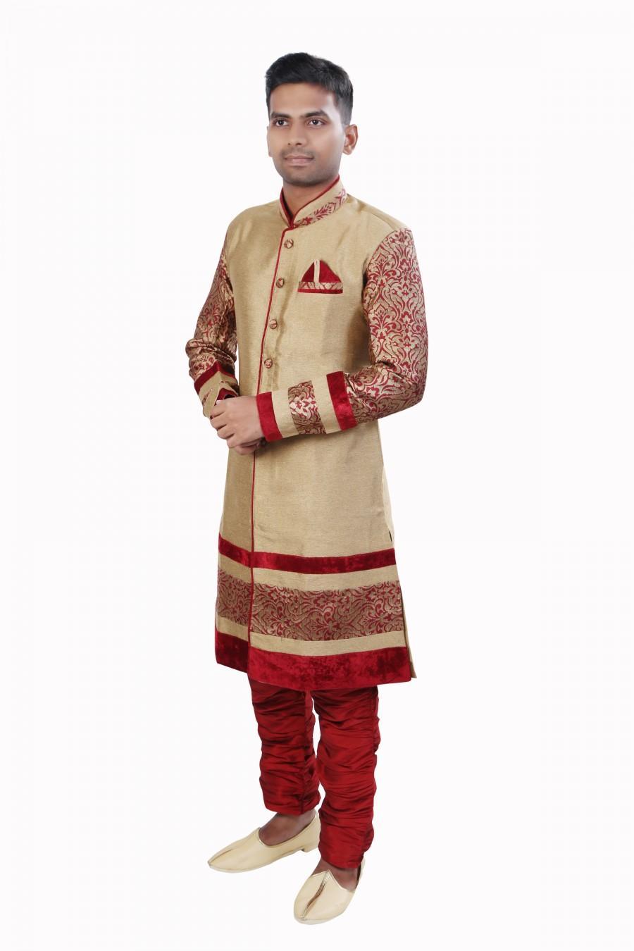 Wedding Wear Sherwani For Indian Groom 2527939 Weddbook