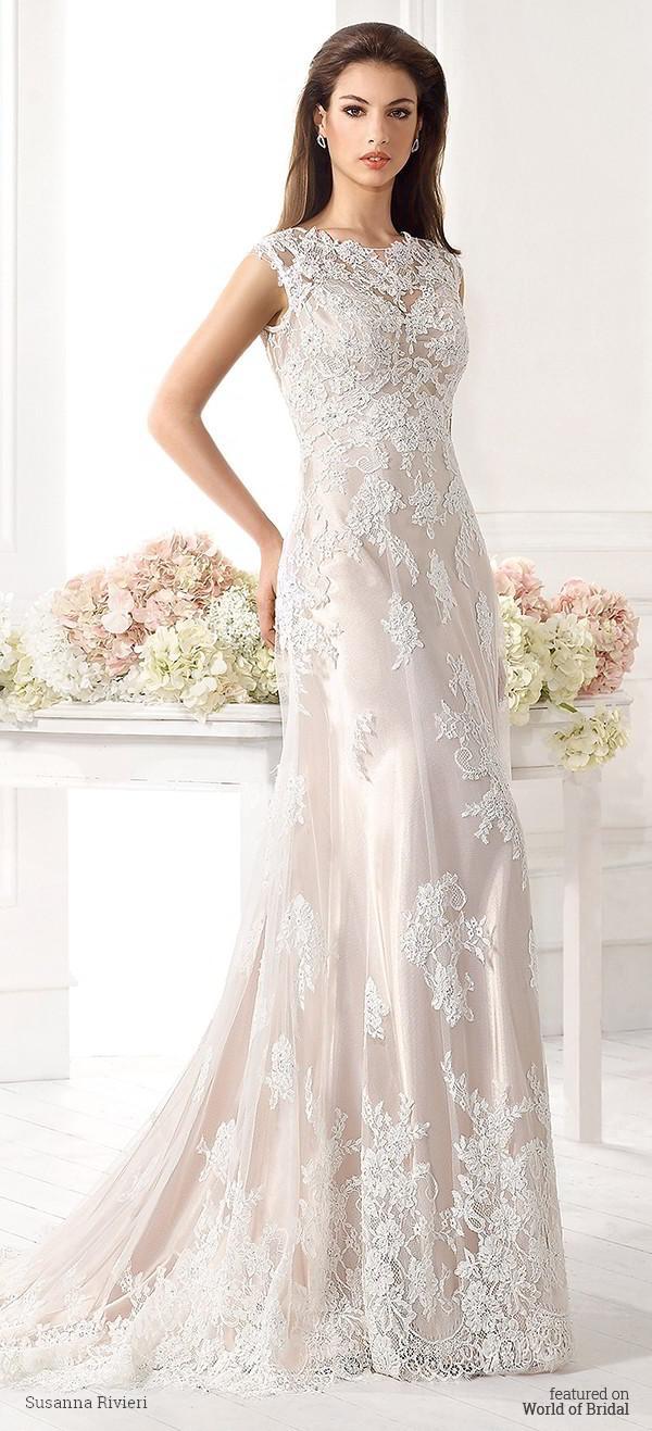 Свадьба - Susanna Rivieri 2016 Wedding Dresses