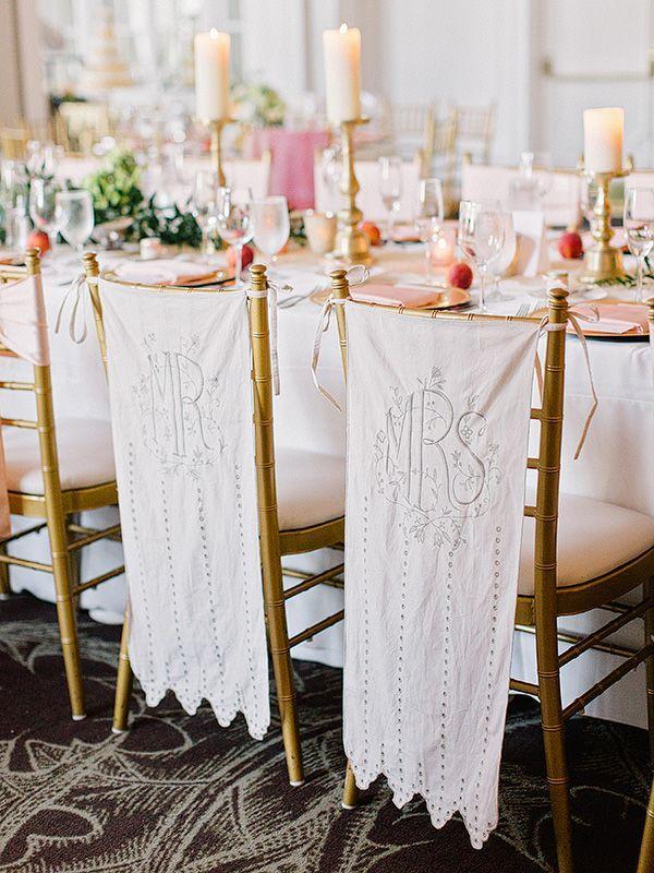 Hochzeit - Peach Wedding Decoration