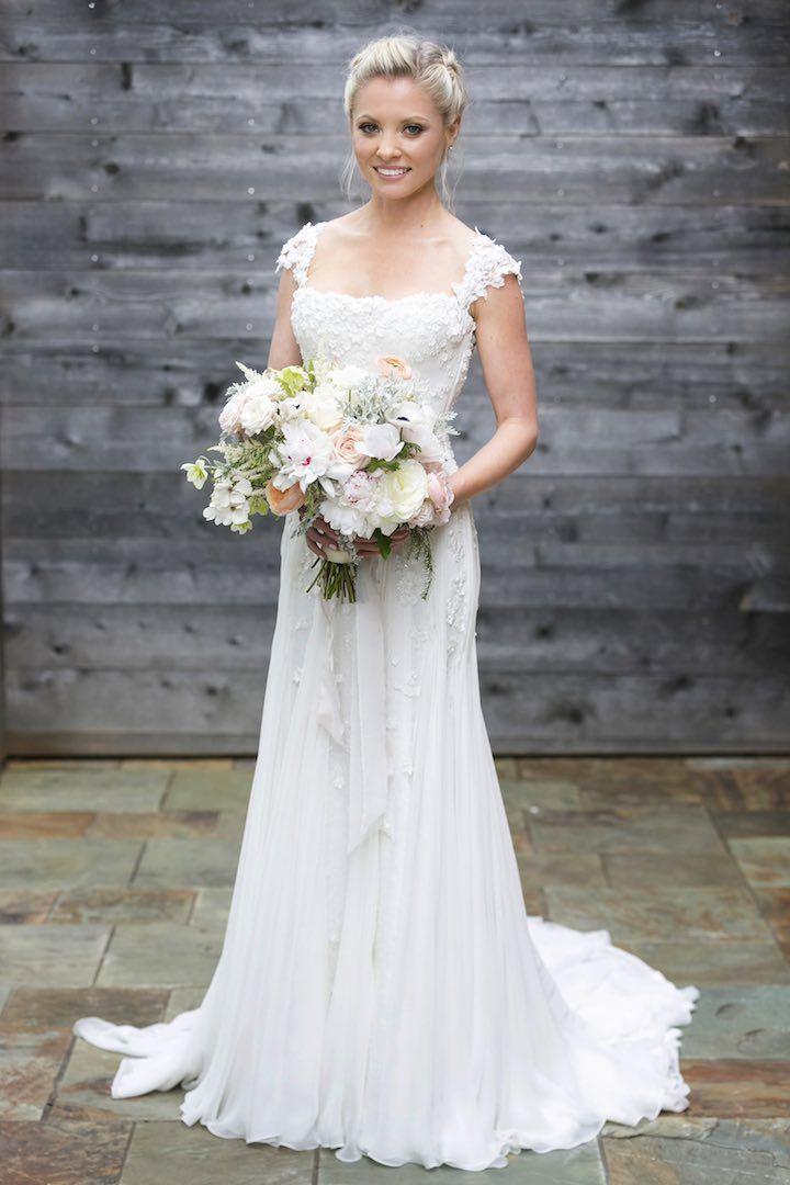زفاف - Celebrity Wedding: Empire Actress Ties The Knot