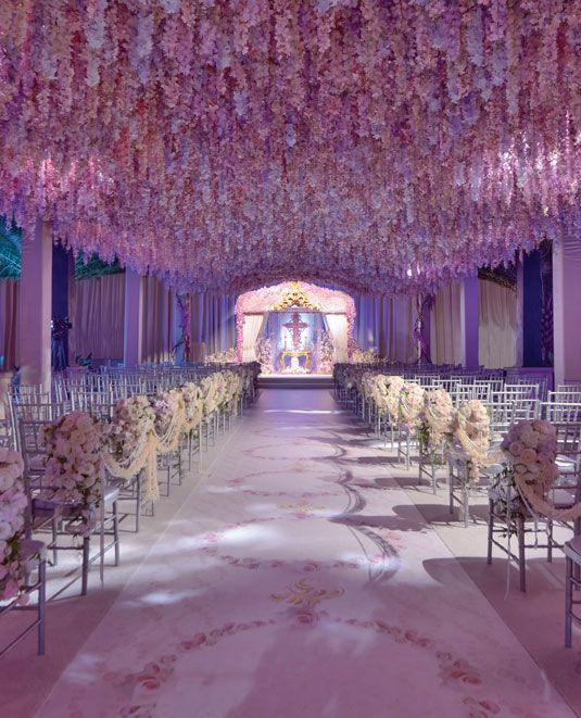 Mariage - 12 Incredible Flower Arrangements You'll Want For Your Wedding