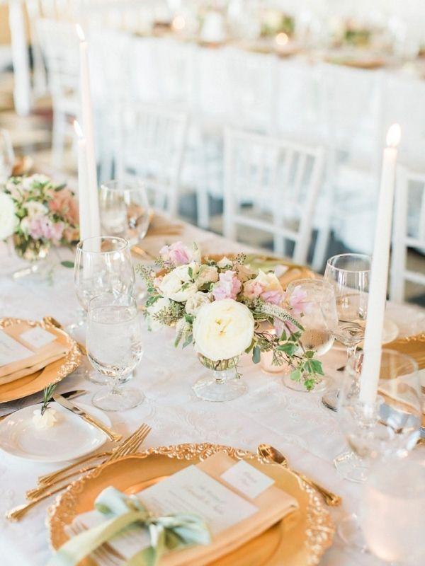 Mariage - Blush And Sage Michigan Wedding