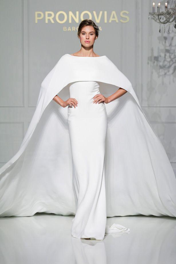 زفاف - New York Bridal Week: Pronovias 2016