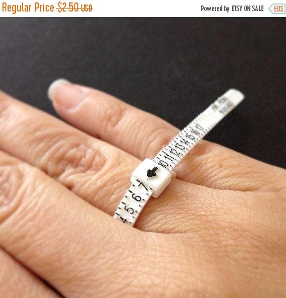 زفاف - ON SALE Free Adjustable Ring Sizer