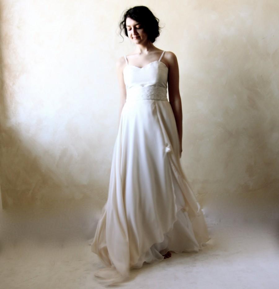 Wedding Dress, Wedding Gown, Bridal Gown, A-line Wedding Dress ...