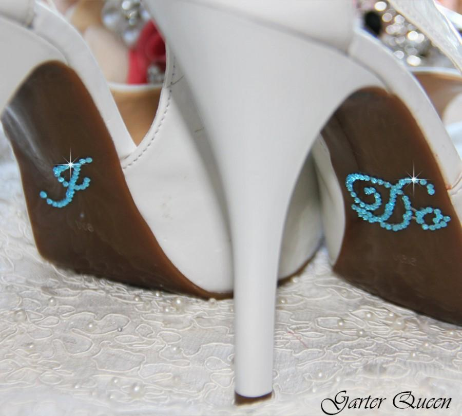 2ee90b30018 I DO Sticker For Bridal Shoes
