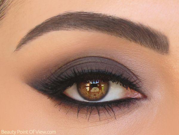 view of eyes makeup - photo #30
