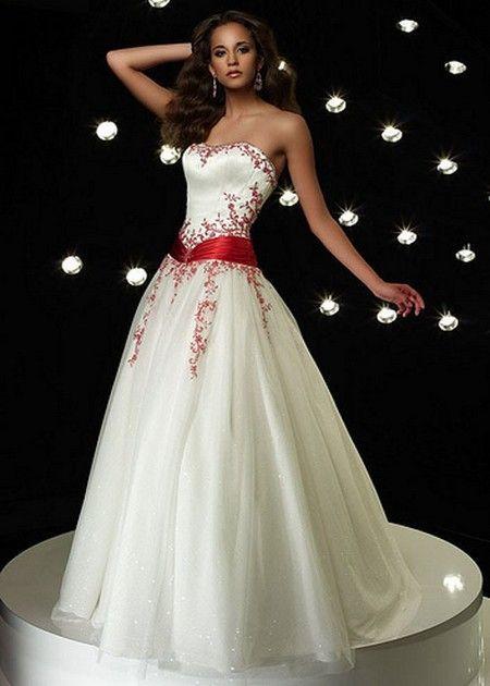 Свадьба - Beaded Wedding Dresses