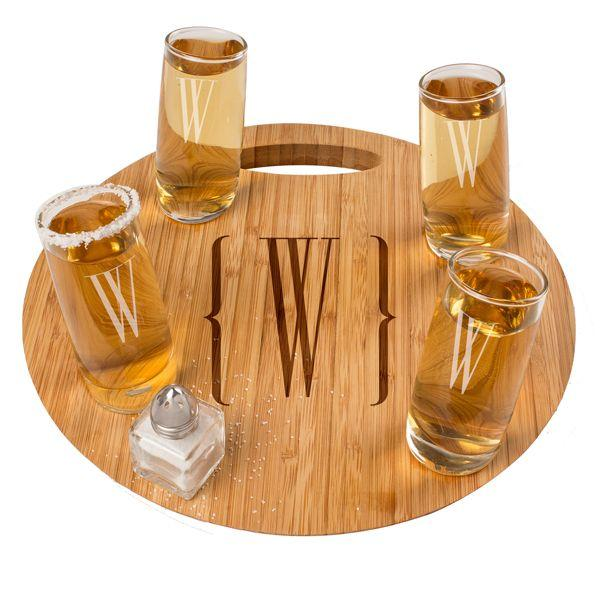 Свадьба - Cathy's Concepts S2166 Personalized Tequila Shooter Set
