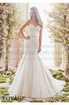 Свадьба - Mori Lee Wedding Dresses Style 6835