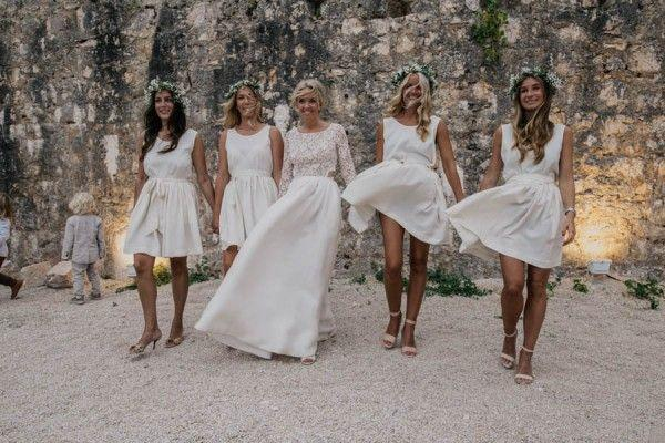 Wedding - This Fort George Croatia Wedding Is Where Rustic Meets Chic