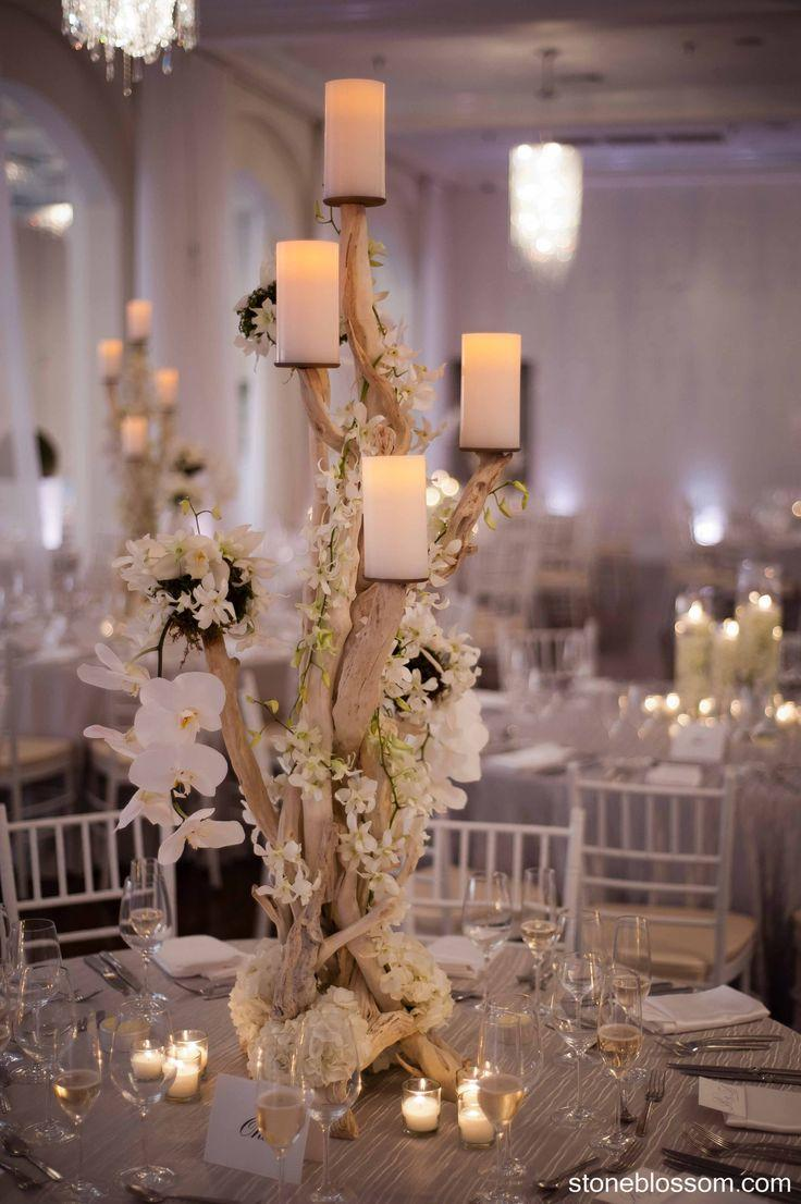 Mariage - Remarkable Wedding Reception Ideas From Stoneblossom