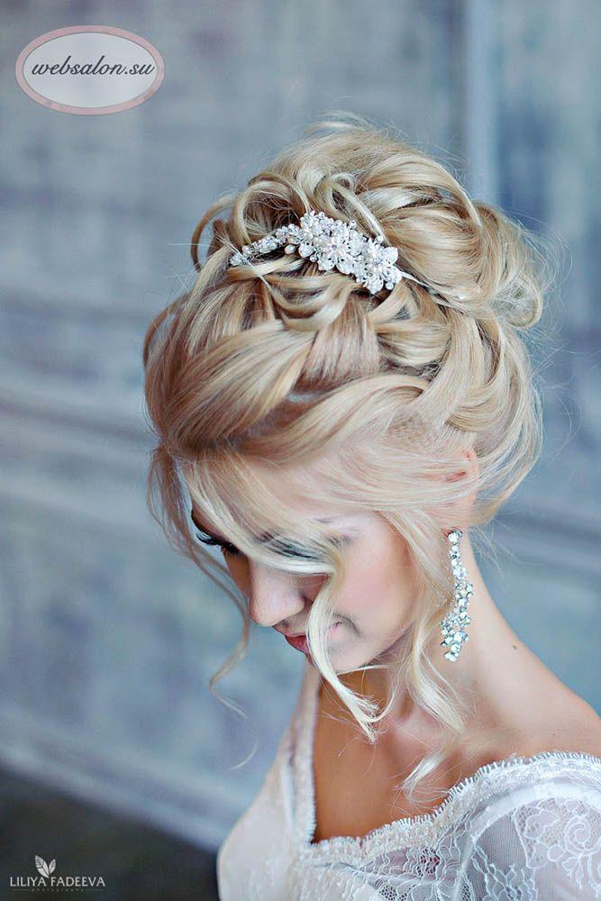 c6e1772a4d7a Hair - 27 Stunning Summer Wedding Hairstyles  2530222 - Weddbook