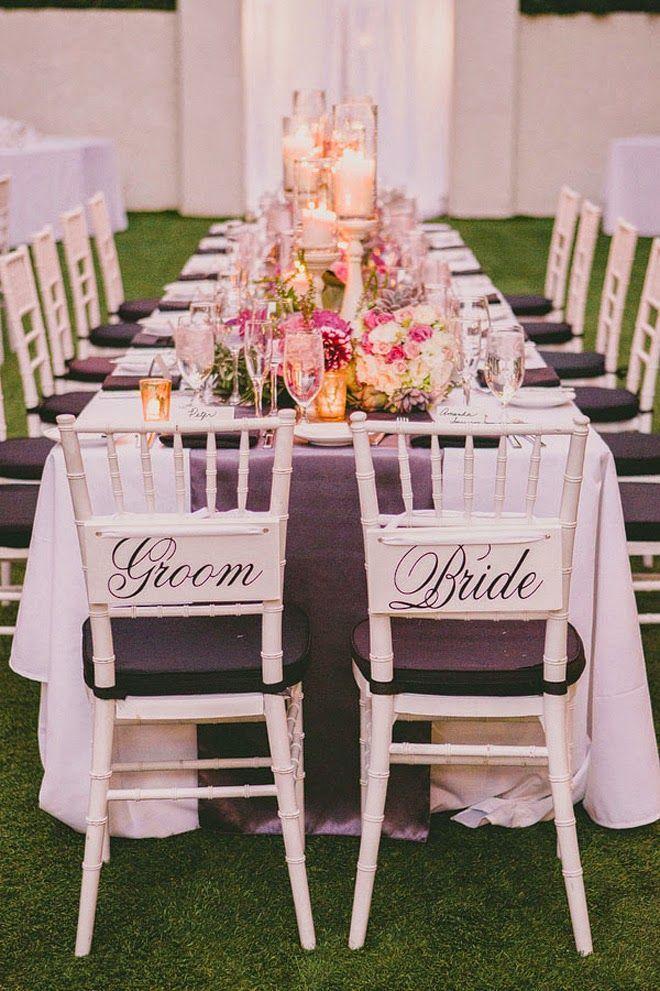 Wedding - I Heart Long Tables