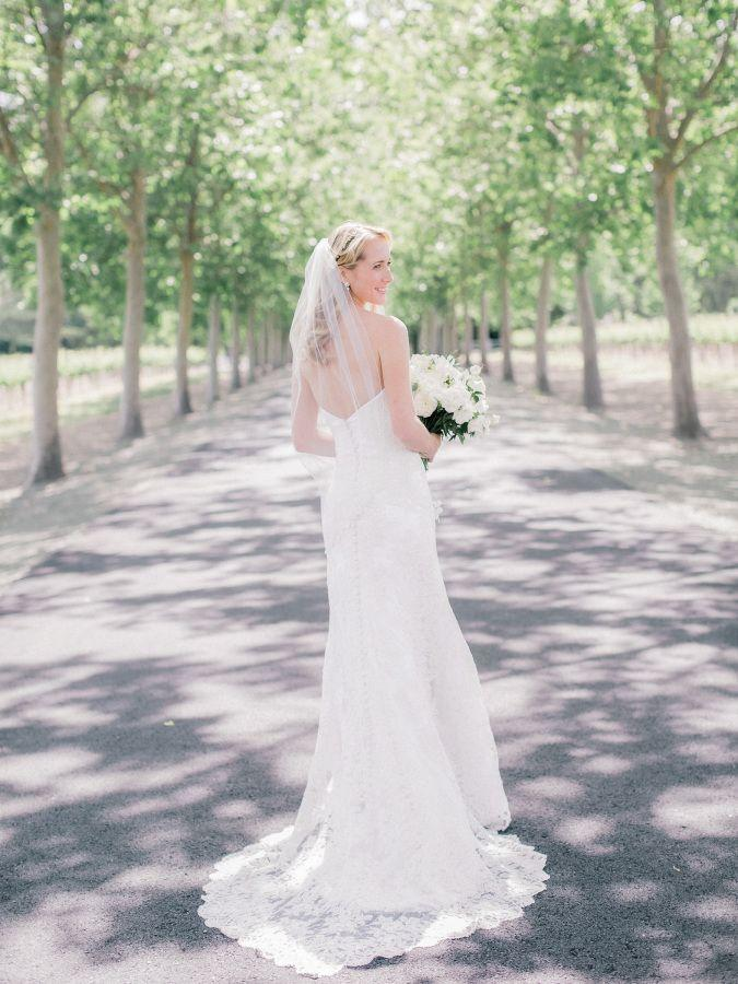 Свадьба - Once Upon A Time, This Napa Valley Wedding Escaped From A Fairytale