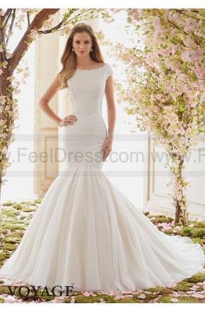 Wedding - Mori Lee Wedding Dresses Style 6842