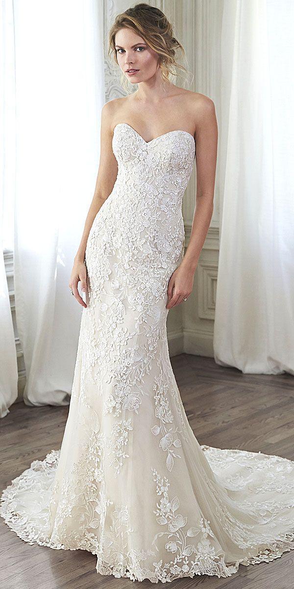 Hochzeit - 27 Best Of Romantic Wedding Dresses By Maggie Sottero
