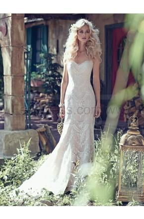 Wedding - Maggie Sottero Wedding Dresses - Style Kirstie 6MS193