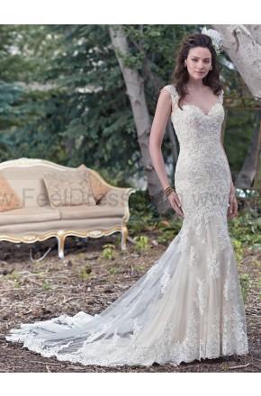 Boda - Maggie Sottero Wedding Dresses - Style Collins 6MT266