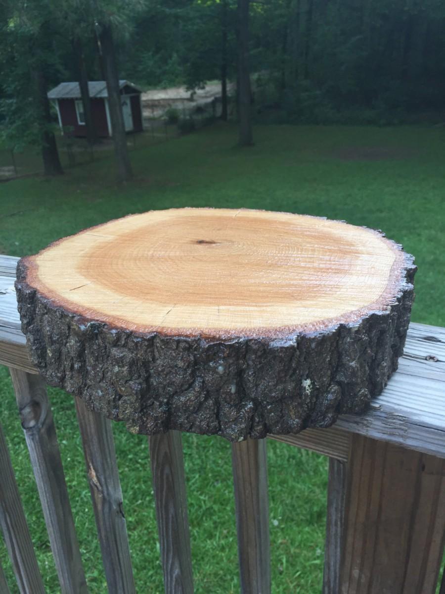 Large Cake Stand Wood Slab Cake Stand Wood Slab Large Wood Slice