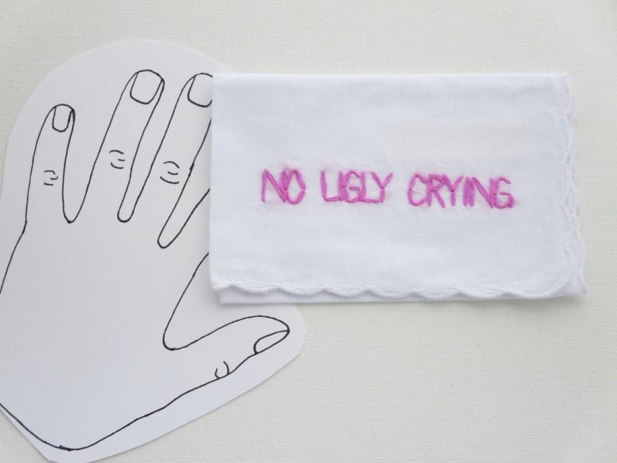 Wedding Gift Ideas Buzzfeed : Buzzfeed Wedding Bridesmaid Hankerchief No Ugly Crying Handkerchief ...