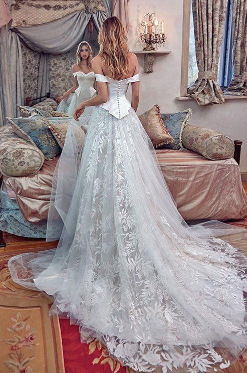 Свадьба - Galia Lahav, Le Secret Royal