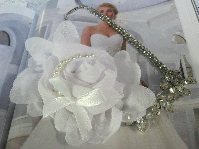 Свадьба - Wedding Statement Necklace