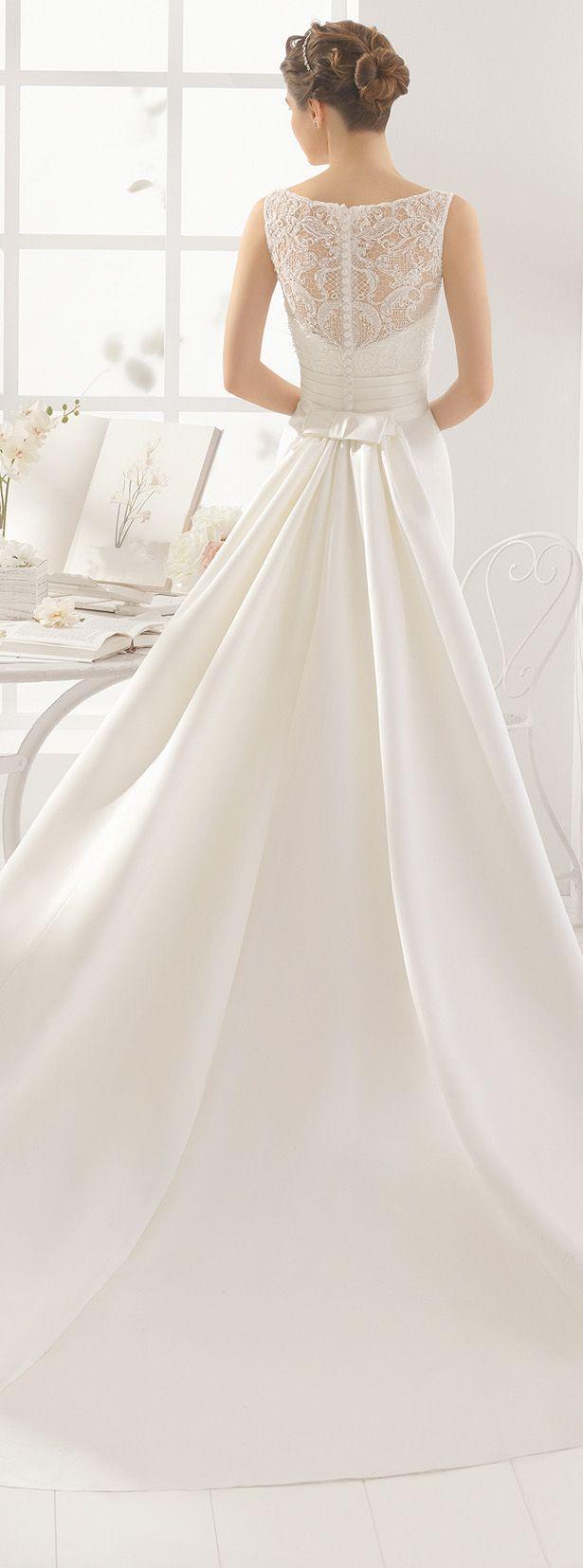Mariage - Aire Barcelona 2016 Wedding Dress