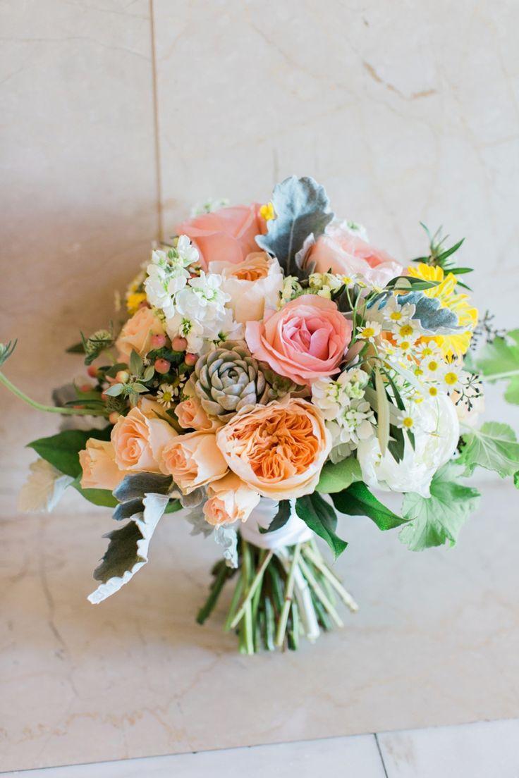 bouquet flower romantic navy blush oklahoma wedding 2531463 weddbook. Black Bedroom Furniture Sets. Home Design Ideas