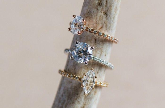 Свадьба - These Are The Top 5 Engagement Ring Trends Of 2016