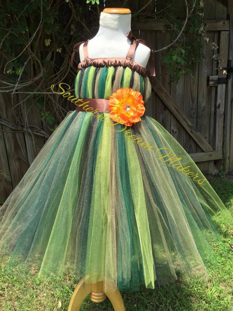 Wedding - Camo Flower girl Dress,  Camouflage tutu dress, Camouflage flower girl tutu dress, Camo Wedding tutu, Hunting Wedding tutu, Hunting dress,