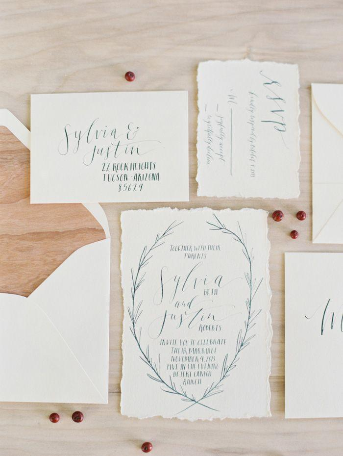 Свадьба - Copper & Canyon (Grey Likes Weddings)