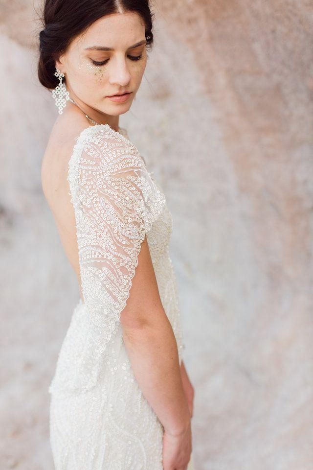 Mariage - Fashion   Style: Celestial Bride