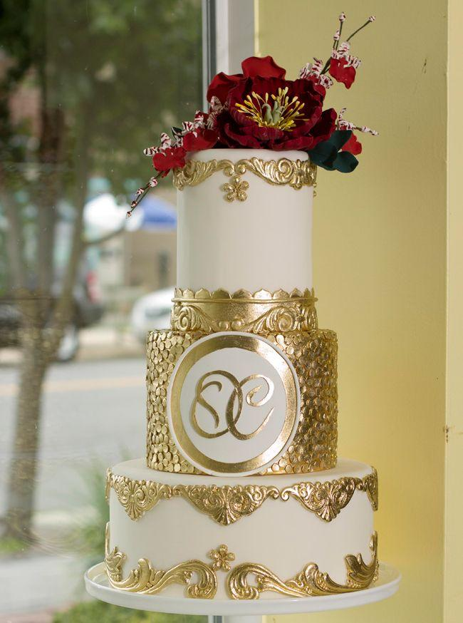 زفاف - A Variety Of Creative And Elaborate Wedding Cakes
