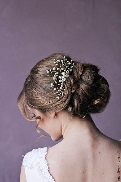 زفاف - Wedding Hair Comb Bridal Hair Comb Decorative Comb Crystal Hair Comb Bridal Hair Piece Bridal Headpiece Bridal Head Piece
