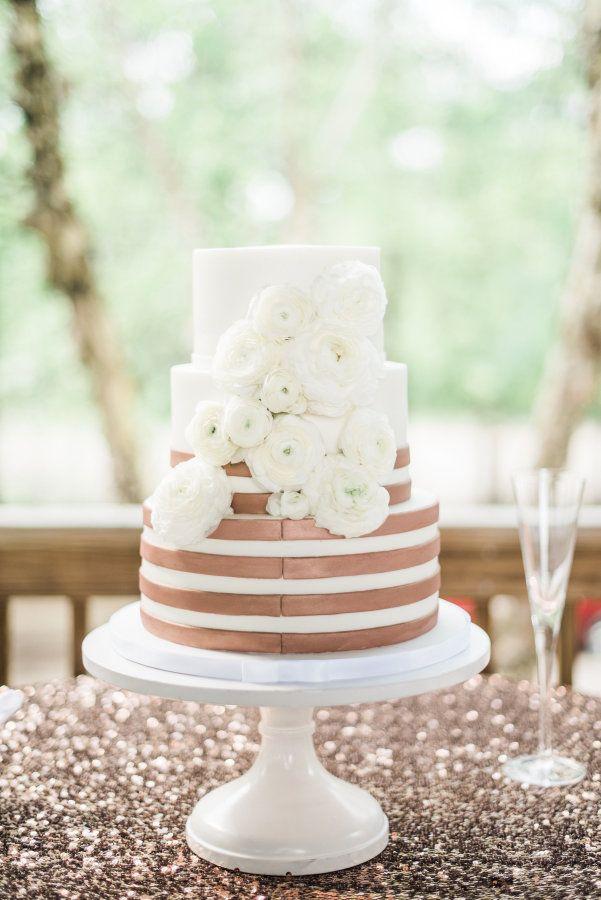 زفاف - This Wedding Proves Rose Gold Is Here To Stay