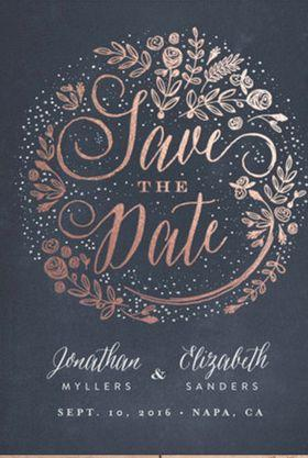 Mariage - Wedding Save The Date